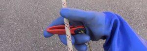 coupe à corde