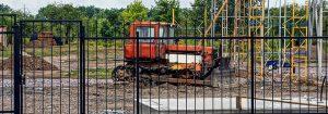 Vente de clôtures de chantier
